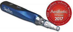 microneedling pen aesthetic industry awards winner 2017